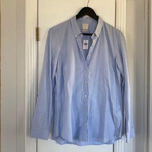 Gap Long Sleeve Button Down Shirt
